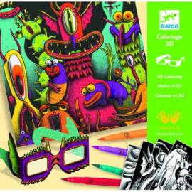 Knutselen : 3D Funny Freaks - 8651