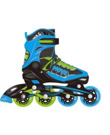 Inline Skates : Fast Boy Blue - 9910M