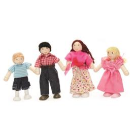Le Toy Van : Poppenfamilie - P053