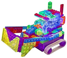 Laser Pegs : Construction Runner 8 in 1 -  RN2170
