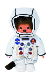 Monchhichi : Jongen 20 cm Astronaut met Helm - 335221257