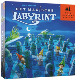 """999 Games : Spel """"Het Magische Labyrint"""" - 999-MGS01"""