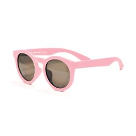 Real Shades : Roze Onbreekbare Zonnebril 100% UVA/UVB Bescherming