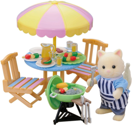 Sylvanian Families : Barbecue Set - 4869