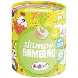Aladine : Stampo Bambino Stempels Boerderij - 3135
