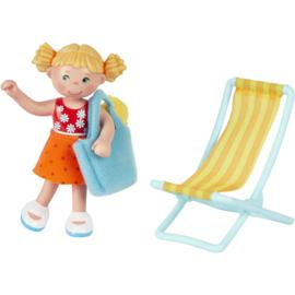 Haba : Little Friends Tina naar het Strand - 304745