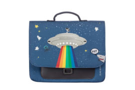 Jeune Premier : Kleuter boekentas IT Mini Space Rainbow - ITN19111
