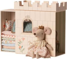 Maileg : Muis prinses op de Erwt  - 16-9733-01