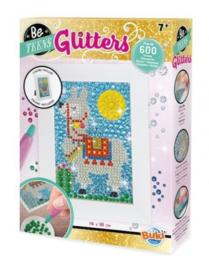 Knutselen : Be Teens : Glitters Diamond Painting Lama - DP003
