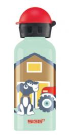 SIGG : Aluminium Drinkfles Boerderij - 8730.60
