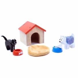 Le Toy Van : Sugar Plum Huisdieren - ME043