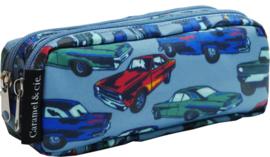 Caramel : Dubbele Pennenzak Cars - DBL037