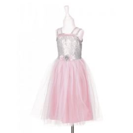 Souza : Glitter Prinsessenjurk Féline 3-4 jaar - 539