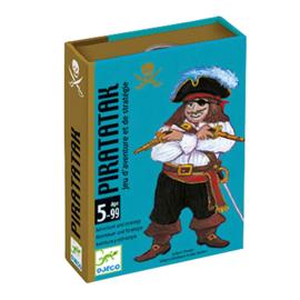 Djeco : Kaartspel Piratatak - 5113