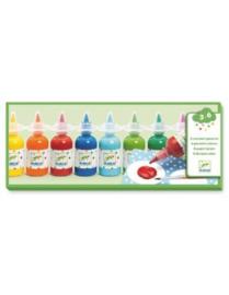 Djeco : Waterverf 8 kleuren - 8861