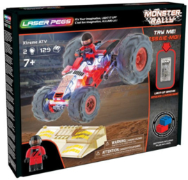 Laser Pegs : Xtreme ATV - 19207