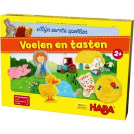 """Haba : Spel """"Voelen en Tasten"""" - 303136"""
