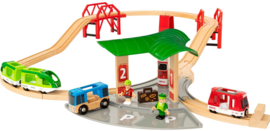 Brio : Travel Station Set -33627