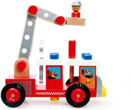 Scratch : Constructie Brandweerwagen - 6181070