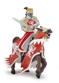 Papo : Paard en Drakenkoning met Zwaard - 39388