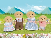 Sylvanian Families : Familie Labrador  - 5182
