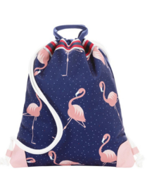 Jeune Premier : Zwemzak City Bag Flamingo - CIN19119