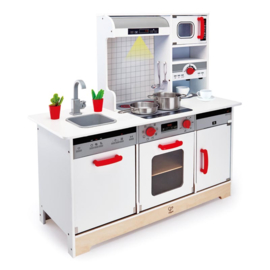 Hape : All - in - One Keuken - 3145