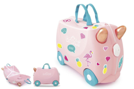 Trunki Reiskoffer Kids Flamingo - 9220353