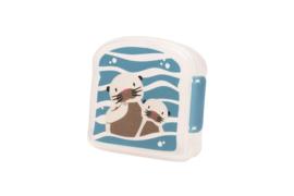 Sugarbooger : Sandwich Box Baby Otter - SBA1363