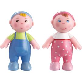 Haba : Little Friends Popjes Marie en Max - 302010