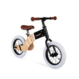 Janod wielen : Deluxe Evenwichtsfiets (Hout-Metaal) - 3281