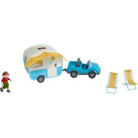 Haba : Little Friends Speelset Op Reis - 304740
