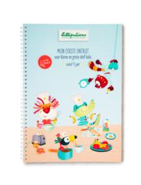 """Lilliputiens : Little Chef Receptenboek """"Mijn Eerste Ontbijt"""""""