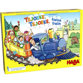 "Haba : Spel ""Tsjoeke Tsjoeke Kleine Trein"" - 303738"