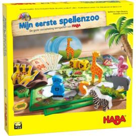 """Haba : Spel """"Mijn eeste Spellenzoo"""" - 305175"""