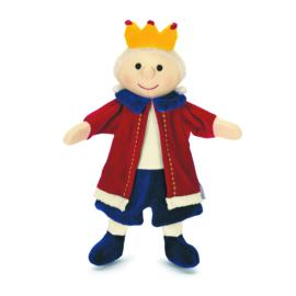 Sterntaler : Poppenkastpop Koning
