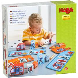"Haba : Rijgspel ""Brandweer"" - 304652"