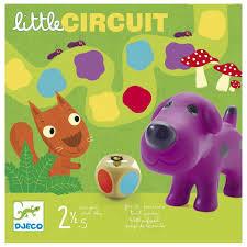Djeco : Little Circuit - 8550