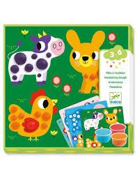 Djeco : Spelen met Plasticine - 9894