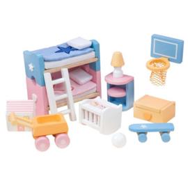 Le Toy Van : Sugar Plum Badkamer - ME054