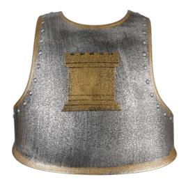 Souza : Verkleden Ridder borstcover Roland - 105696