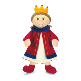Sterntaler : Poppenkastpop Koningin