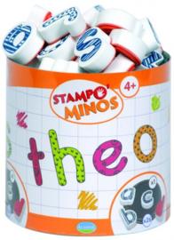 Knutselen : Stampo Minos Alfabet