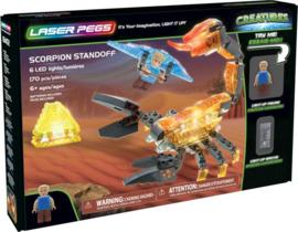 Laser Pegs : Scorpion Standoff - 18402