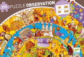 Djeco : Puzzel De Geschiedenis - 7470