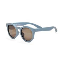 Real Shades : Luchtblauwe Onbreekbare Zonnebril 100% UVA/UVB Bescherming