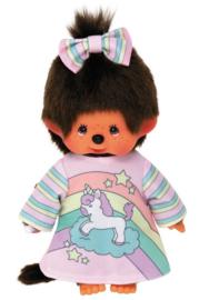 Monchhichi : Meisje Unicorn Pyjama - 221141