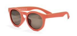 Real Shades : Kaneelkleurige Onbreekbare Zonnebril 100% UVA/UVB Bescherming