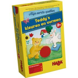 Haba : Eerste Spellen : Teddy's kleuren en vormen - 5976
