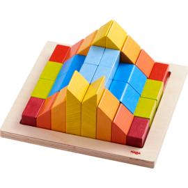 Haba : 3D Compositiespel Creatieve Stenen - 304854